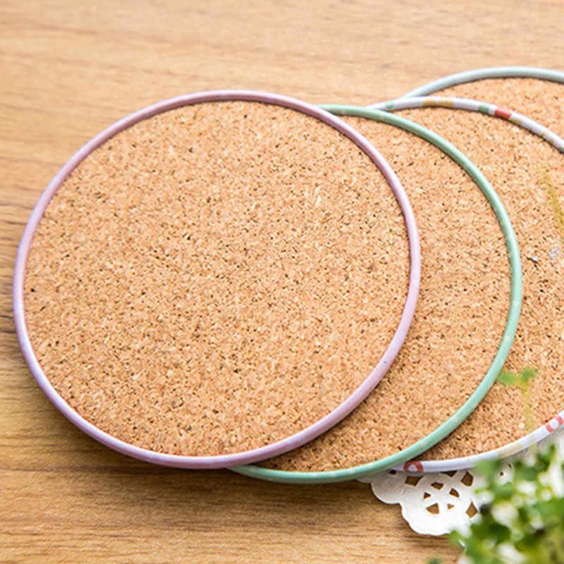 רב-שימוש עגול סיליקון החלקה חום עמיד מחצלת לתלות כלי שולחן שמח יום מפית בעל סיר מטבח אבזרים 10.29