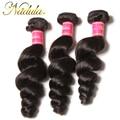 Grade 7A Brazilian Loose Wave 3pcs/lot 16-26inch Brazilian Virgin Hair Loose Wave Unprocessed Hair 100% Human Hair Weave Bundles