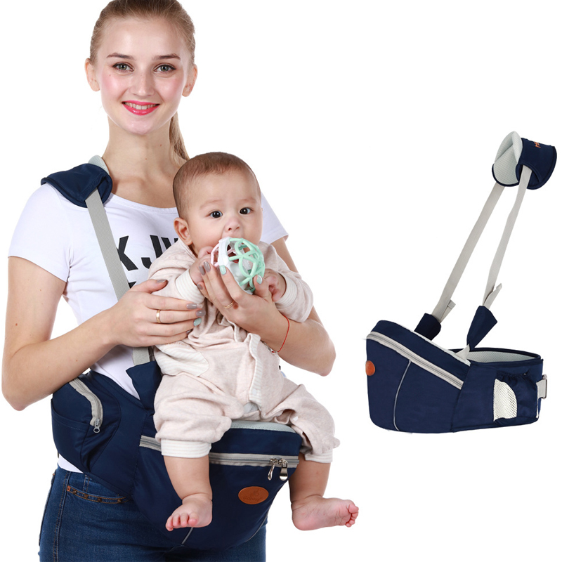 Baby Carrier Waist Stool Walkers Baby Sling Hold Waist Belt Backpack Hipseat Belt Kids Infant Hip Seat For Children