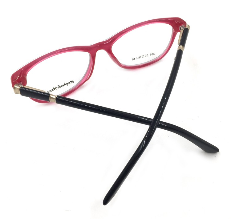 New Design Cateye Acetate Glasses Frame (14)