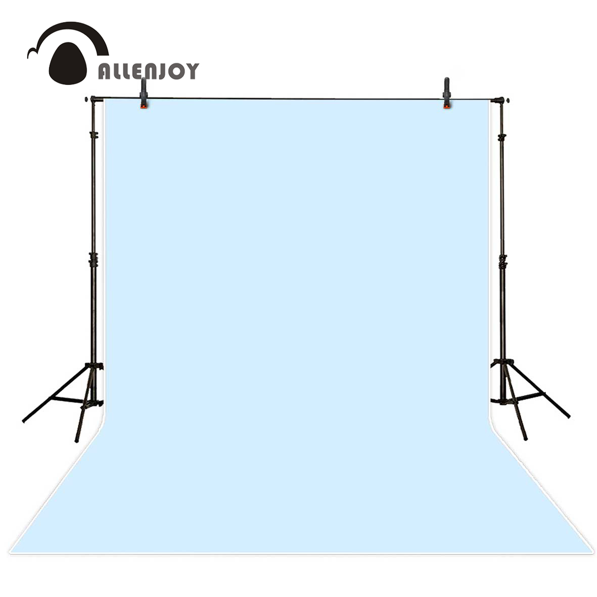 Allenjoy backgrounds for photo studio Solid Baby Blue Pure Color Photography Studio Backdrops photobooth newborn props photocall allenjoy photography backdrops background golden royal bed headboard prince newborn kids baby shower studio