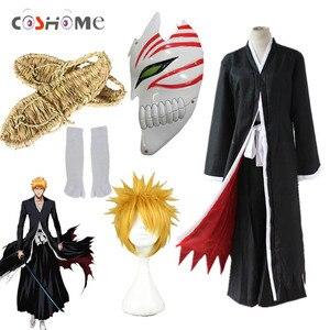 Coshome Bleach Cosplay Costume