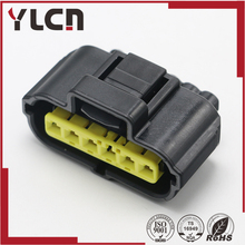 Free shipping6pin VOLVO S40 electronic fuel pump electric gasoline plug wire harness connector for Tyco 184060_220x220 compare prices on fuel pump harness online shopping buy low price  at reclaimingppi.co
