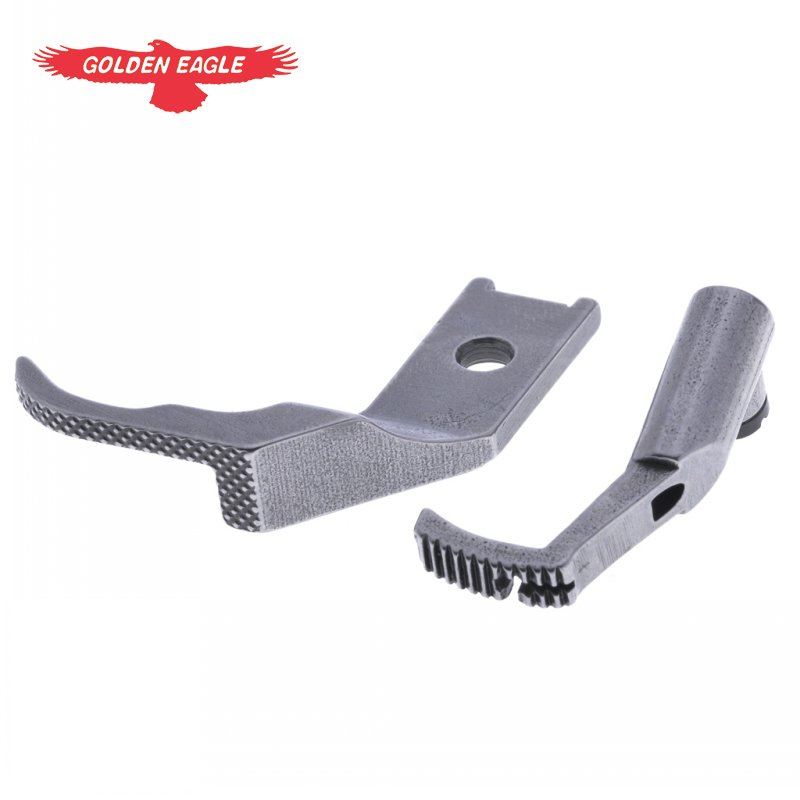 Sewing Parts Number 49085C+49558C-D PFAFF 145 335 545 1245 SINGLE RIGHT TOE FOOT SET