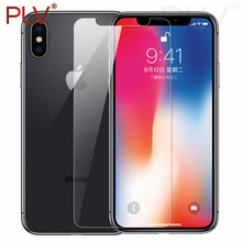 PLV Anti Shatter Film Screen Protector For iphone X 8 8 Plus7 7 plus 5 5s Tempered Glass For iphone 6 6s Plus Protective Glass