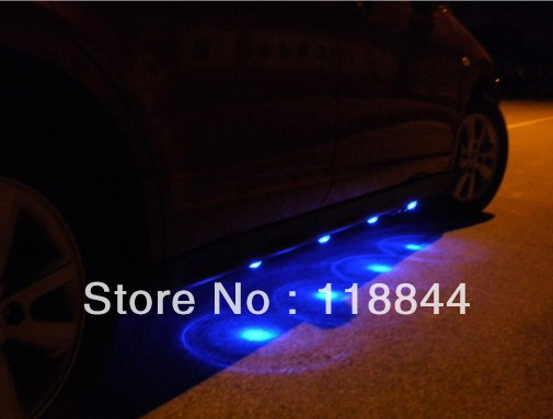 New models of LED decorative light colorful atmosphere inside the car chassis lamp light the door light free shipping fluid mechanics of the atmosphere 47