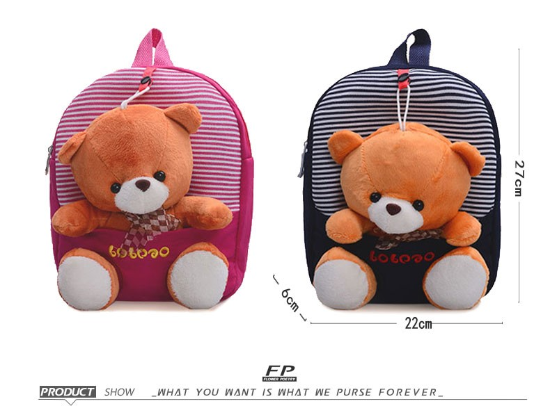 Cartoon-Kid-School-Backpack-For-Child-School-Bag-For-Kindergarten-Girl-Baby-Student-School-Boy-Cute-bear-Backpack_02