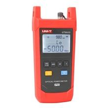 UNI-T UT692G Handheld Optical Power Meter IP65 Professional Tester with Backlight