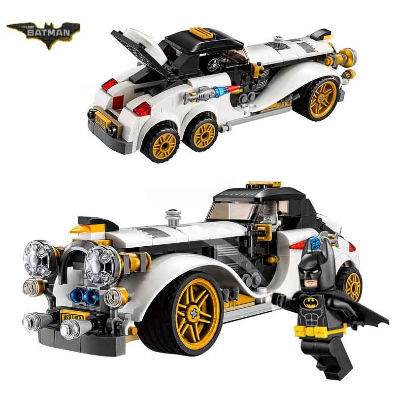 2017 New 07047 Batman Movie The Penguin Arctic Roller Penguin Man Bat Building Block Toys Compatible Legoe Batman 70911 Lego Batman Compatible Legoblock Toys Aliexpress
