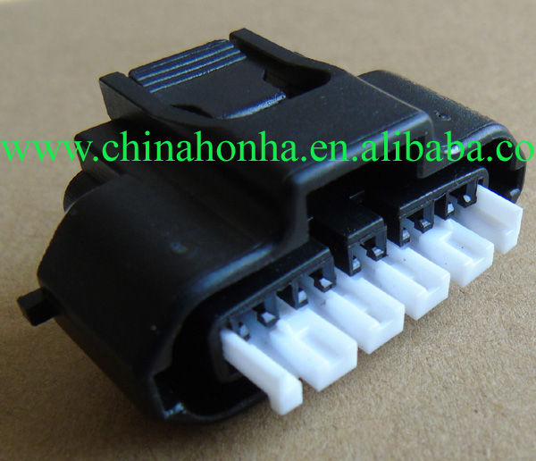 Free shipping 100pcs lot 5 Pin Way Mass Air Flow MAF Sensor Connector Plug 90980 11317