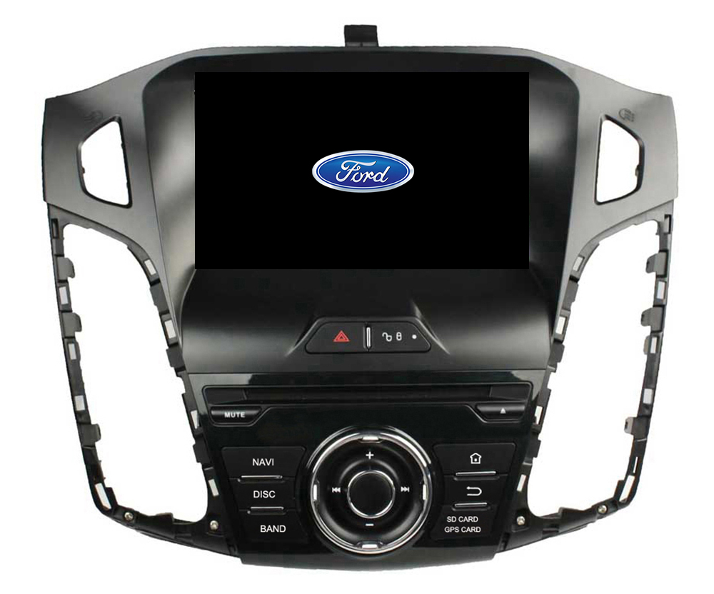 Navirider CAR DVD Android 7 1 2 2gb ram touch screen car stereo for ford focus