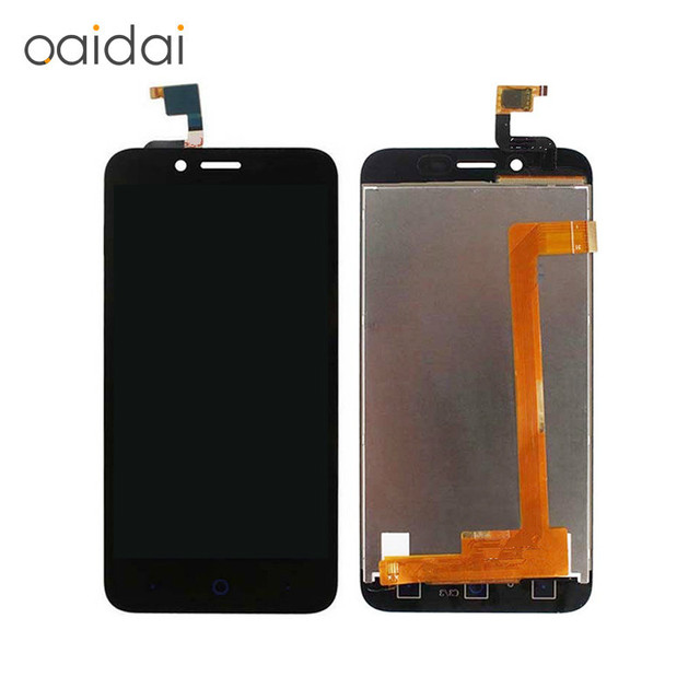 For ZTE Blade L4 A460 D T610 LCD Display Touch Screen Mobile Phone Lcds Digitizer Assembly Replacement Parts With Free Tools