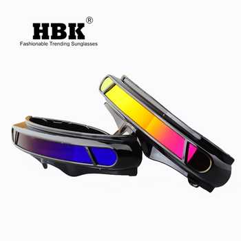 HBK X-man Cyclops X-man Special Memory materials Polarized Sunglasses designer Travel Shield Cool Sunglasses UV400 PC K40021 - DISCOUNT ITEM  40% OFF All Category