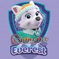 Wholesale Patrol Dog Mascot Cartoon Patrol Everest Mascot Costume Custom Made
