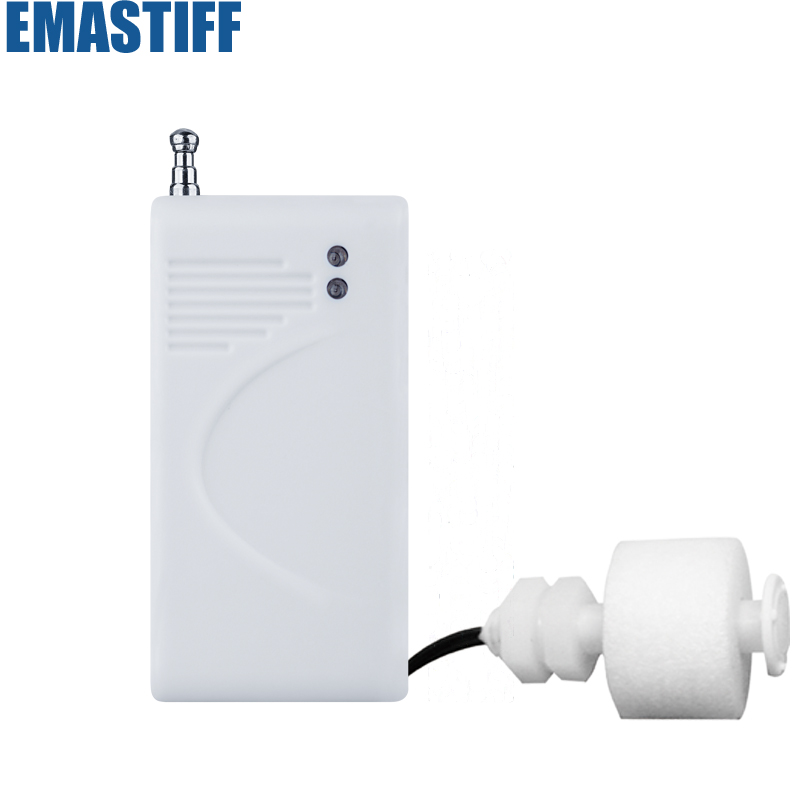 Free shipping! 433mhz  wireless water leak sensor for home security gsm/pstn alarm system 1pc internal half segment 2 diamond wheel for glass straight line double edger dia150x10x10 hole 12 22 50 grit 150 180 bl008