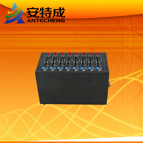 Wavecom SIERRA SL6087 Modem Pool 8 Ports Recharge system USSD STK Quadband for Bulk sms modem