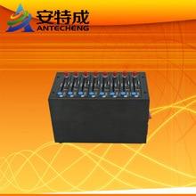 SL6087 СЬЕРРА Модем Бассейн 8 Портов Wavecom Пополнения системы USSD STK Quadband для смс модем