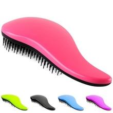 Magic Handle Tangle Detangling Shower Hair Brush detangler Salon Styling Tamer exquite cute useful Tool Hot Massager