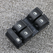 8E0959851B window lifter switch Master Window Control Switch Button Console For AUDI A4 Avant S4 B6 B7 RS4 SEAT Exeo 8E0 959 851 for 2002 2008year audi a4 b6 b7 left front door drivers master electric power window lifter regulator control switch accessories