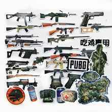 32 Pieces Pubg Game Stickers Set