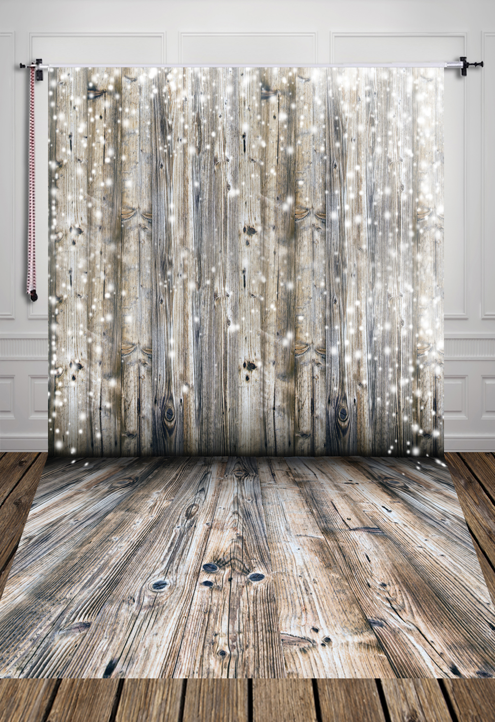 HUAYI Photography Backdrop christmas backdrops Photo Prop Christmas decoration Art Fabric backgrounds D2389