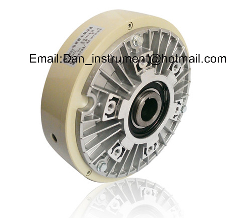 Machinery Parts 25N.m(2.5kg) Hollow shaft type magnetic powder brake iso ts16949 cnc machinery parts plastic mold