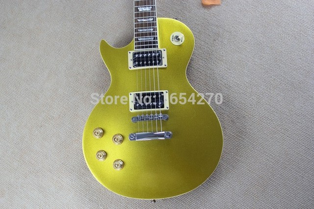 free shipping 2017 hot sell LPR-7 Goldtop Left-Handed perfect Electric guitar 150717 3