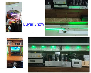 Image 5 - GHXAMP Dual 48 Audio Level Indicator Light Bar LED Music Spectrum VU Meter MP3 Computer Two Channel Green 500MM*10MM