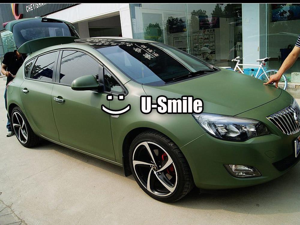 Matte Green Car Wrap Www Pixshark Com Images Galleries