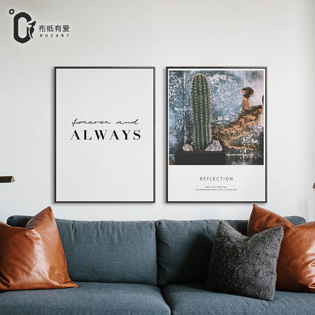 Travel Posters And Prints Landscape Wall Nordic Decoration Canvas
