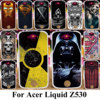 Silicone Phone Case For Acer Liquid Z530 Z530S 5.0 inch Housing Bag Cover For Acer Liquid Z530 Superman Soft Shell Case Cover