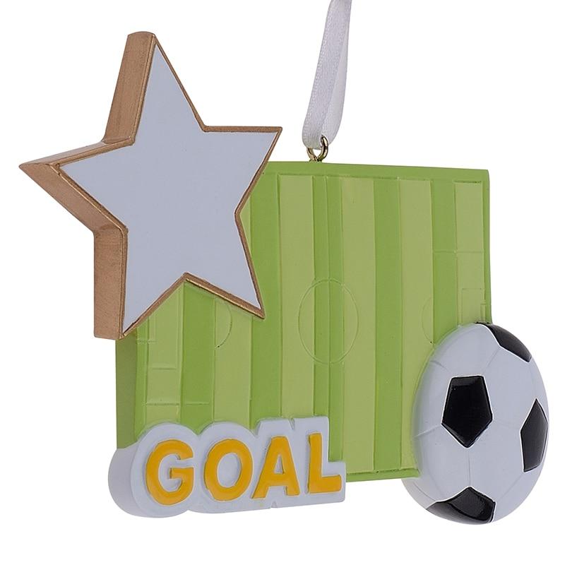 Futbol Sahəsi İdman Qatran sənətkarlığı Milad bəzəkləri - Ev dekoru - Fotoqrafiya 5