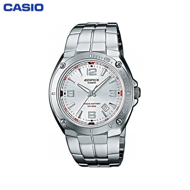 Наручные часы Casio EF-126D-7A мужские кварцевые на браслете