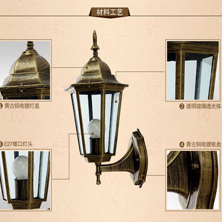 Online Buy Wholesale Modern Outdoor Sconces From China