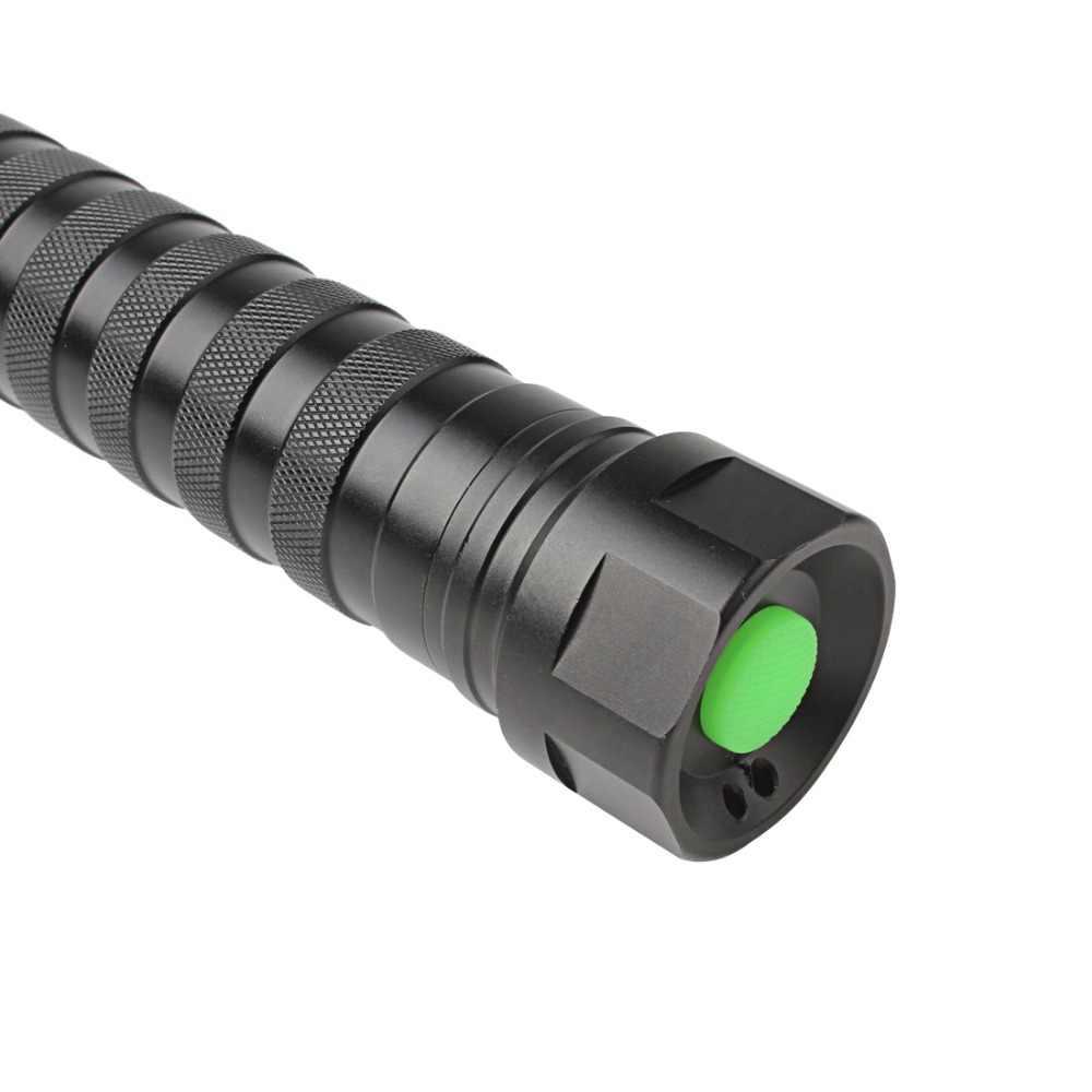9 12 15 18 21 24 светодио дный 28 x XM-L T6 5 режимов светодио дный фонарик Тактический фонарик лампа фонарь для самообороны аварийного