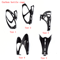 2 PCS Hot Sales Full Carbon Fibre Bottle Cage Bottle Holder Bicycle Accessories Road Bike Cycling