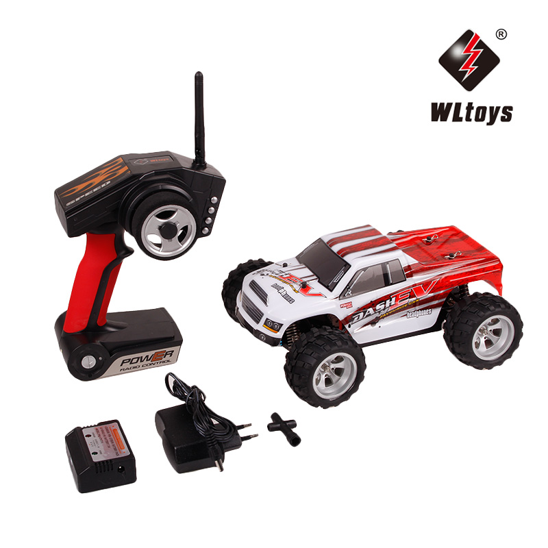 WLtoys A979-B 1:18 Electric 4WD RC Buggy Remote Control Car Radio-controlled Cars Highspeed RC Car 70km/h Off Road Truck