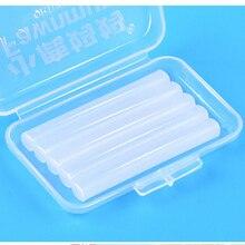 5pcs/bag Nontoxic Non-flavor Gum Orthodontic Wax Dental Brace Teeth Irritation Relief Protection