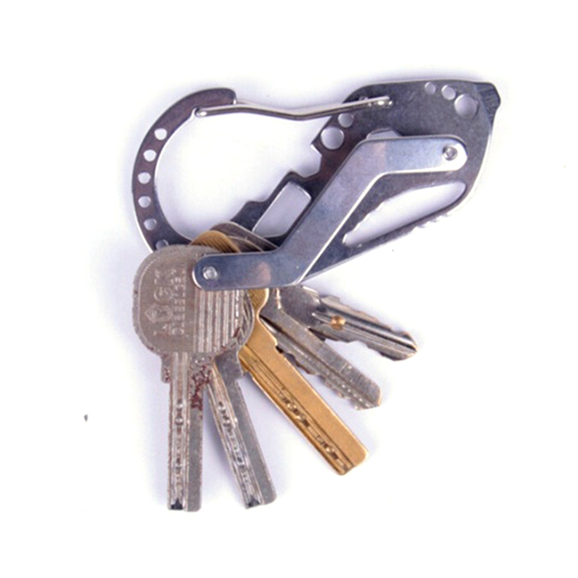 EDC Key Holder Organizer Clip