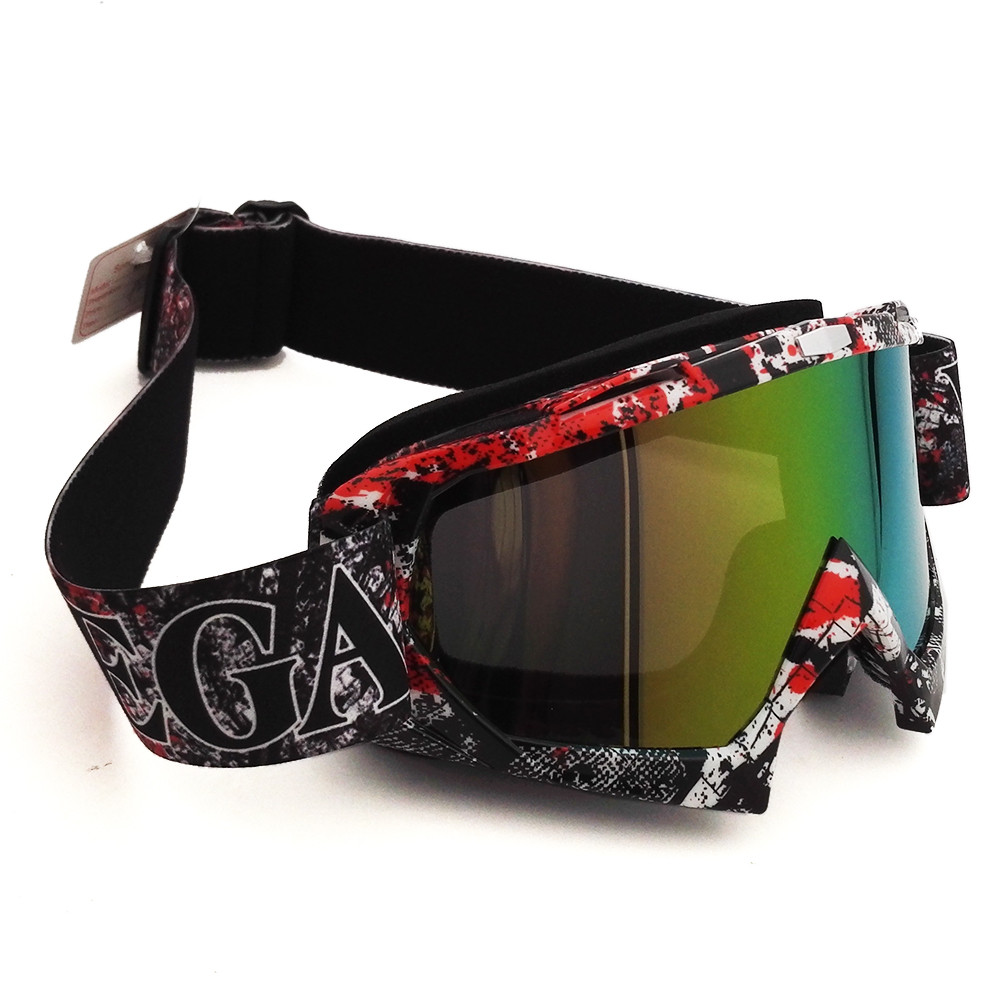 P932C Motocross Goggles Cross Country Skis Snowboard ATV Mask Oculos Gafas Motocross Mot ...