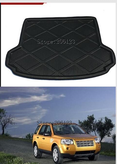 Voiture Boot Mat Coffre Arrière Liner Cargo Floor Plateau Pour Land Rover Freelander 2 LR2 2006 2007 2008 2009 2010 2011 2012 2013 2014 2015