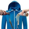 Одежда для рыбалки с капюшоном мужская куртка быстросохнущая Солнцезащитная Водонепроницаемая Повседневная куртка для кемпинга с капюшон...