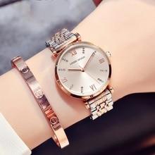 Женские часы модные часы 2019 Geneva дизайнерские женские часы люксовый бренд алмаз Кварцевые Золотые aa наручные часы для женщин Ar