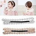 Beautiful Baby Hair Band Girls Flower Headbands Children Garland Hoop Hair Accessories Cute
