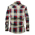 AFS JEEP 2016 de otoño e invierno de los nuevos hombres camisa de manga larga plus de espesor de terciopelo caliente camisa a cuadros camisas hombres de gran tamaño 99