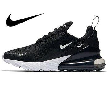 000a4339 Novedad Original NIKE AIR MAX 270 zapatos para correr para hombre zapatillas  deportivas para correr ocio cómodos zapatos transpirables AH8050