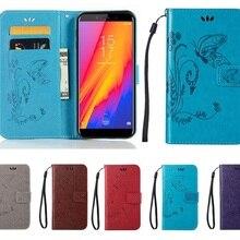 Flip case For MYPHONE Q-smart II III plus LTE Elite Pocket 2 18x9 Leather Protec