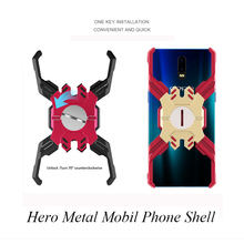 For OPPO R17 Pro case Luxury Armor Metal Shockproof for R 17  Hero Mechanical Heavy Duty Cover