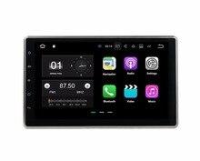 Quad Core 2 din 10.1″ Universal Android 7.1 Car Radio DVD GPS With Bluetooth 4G WIFI 2GB RAM 16GB ROM TV USB OBD Mirror link