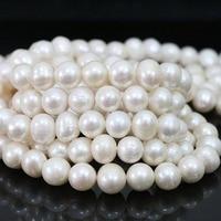 7 8MM White Akoya Cultured Pearl Loose Beads 15 GE1261